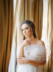 bride headshot