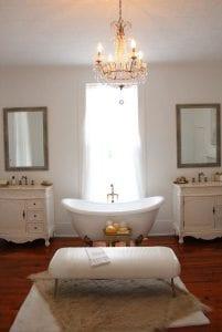 bridal suite tub