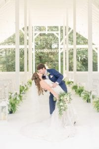 A SWEET SUMMER WEDDING AT CAMELOT MANOR