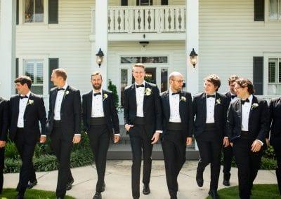 groomsmen posse