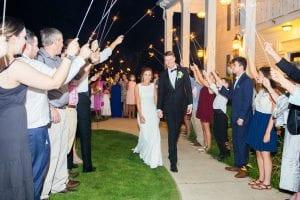 newlyweds exit