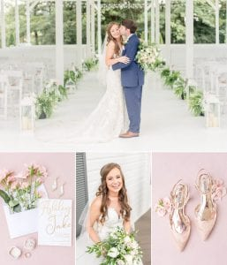 sweet summer wedding photos