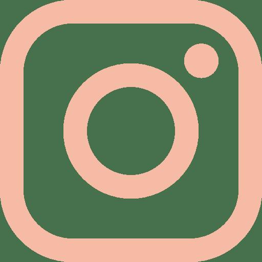 pink instagram logo